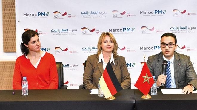 Maroc PME : 19 conventions de partenariat signées avec la GIZ