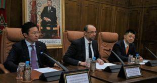 """Sahara marocain : Le vice-ministre japonais des AE réaffirme la position """"inchangée"""" de son pays ne reconnaissant pas la pseudo rasd"""