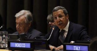 """Omar Hilale : """"La crise climatique devient plus grave et plus évidente"""""""