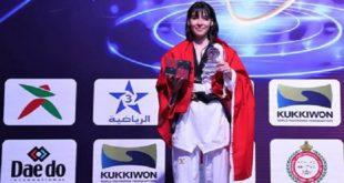 Éliminatoires africaines de taekwondo : La Marocaine El Bouchti qualifiée aux JO-2020