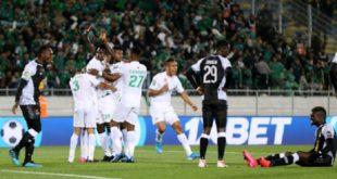 Ligue des Champions 2020 (1/4 finale aller) : Le Raja dompte le Tout-Puissant Mazembe