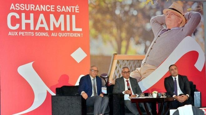 SANAD-CNSS-CIMR : A trois, ils lancement Santé Chamil