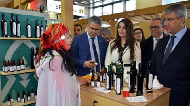Le Terroir Marocain au Salon de l'Agriculture de Paris