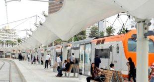 ONCF : 1,2 million de voyageurs transportés en 10 jours