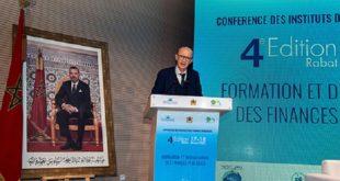 Rabat : Ouverture de la 4è édition de la Conférence des instituts des finances publiques