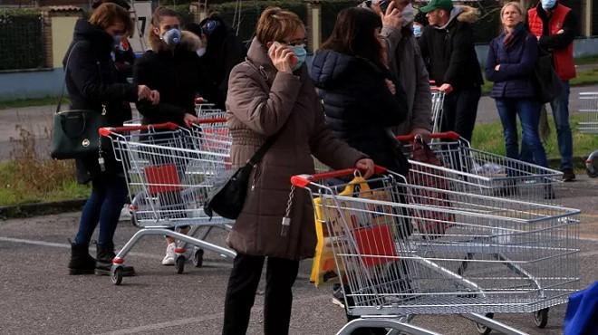 Coronavirus : L'Italie annonce un 3ème décès, 149 cas de contamination