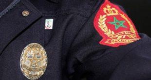 Benslimane : Un policier dégaine son arme pour arrêter un individu ayant exposé des citoyens à une grave menace