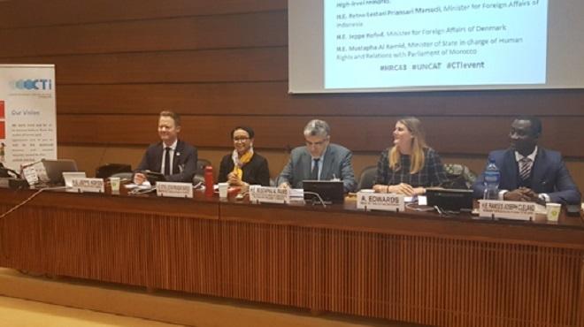 Lutte contre la torture : Les efforts du Maroc mis en relief à Genève