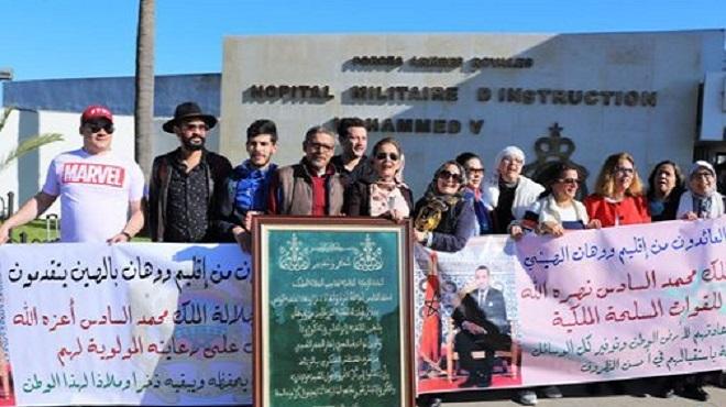 COVID-19 : Les 167 Marocains rapatriés de Wuhan quittent l'hôpital