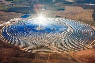 Energies renouvelables,Maroc
