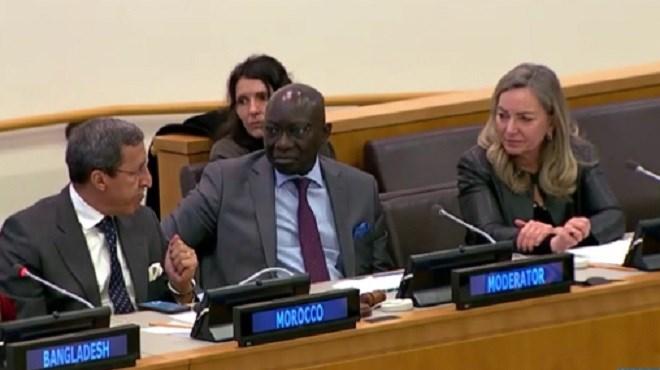 """ONU : Omar Hilale rappelle que la tolérance religieuse """"fait partie de la conscience collective de la société marocaine"""""""