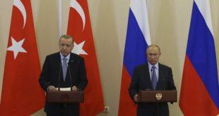 Ankara et Moscou réitèrent leur volonté de réduction des tensions en Syrie