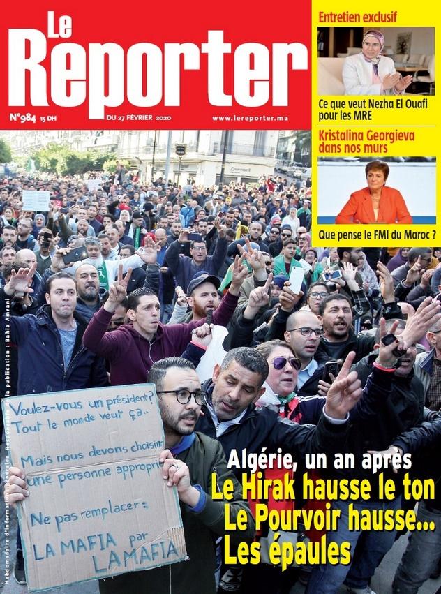 Algérie : Le Hirak, un an après