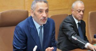 Tanger : Elalamy tient une réunion pour le suivi de l'impact du Covid-19 sur le secteur industriel