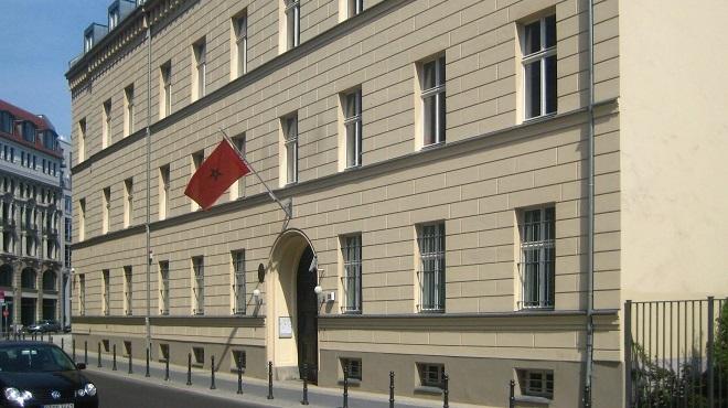 Coronavirus : L'ambassade du Maroc à Berlin met en place une cellule de suivi