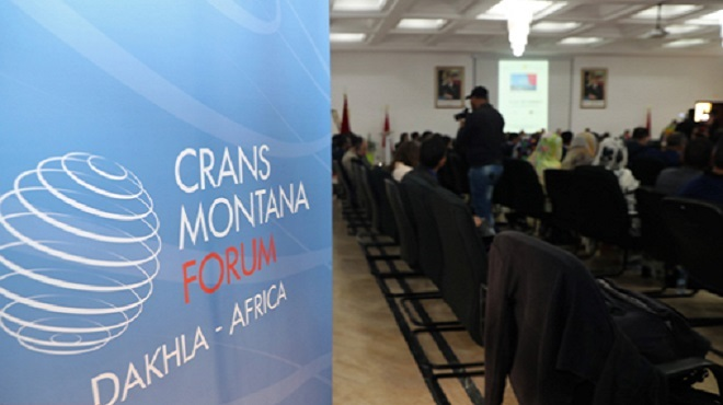 Coronavirus : La 6ème édition du Forum Crans Montana de Dakhla annulée