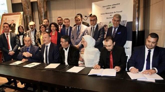 Aéronautique : Convention collective de travail entre Bombardier et l'UMT