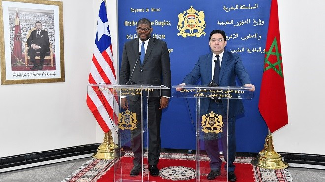 Rabat : Ouverture prochaine d'un consulat du Liberia à Dakhla