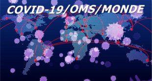 Coronavirus/ OMS : Plus de 95.200 cas et 3.281 décès dans le Monde