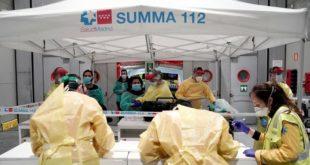 Espagne : État d'urgence