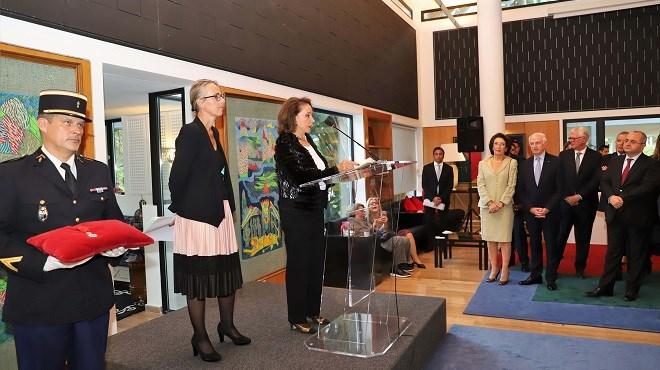 France : Deux personnalités marocaines décorées de la légion d'honneur