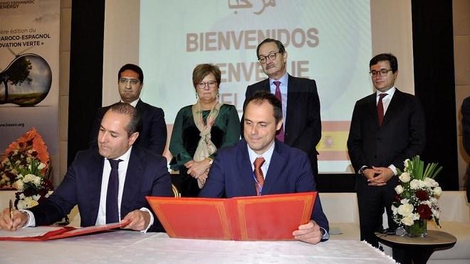 IRESEN : «Inno-EspaMaroc Energy» retient six projets