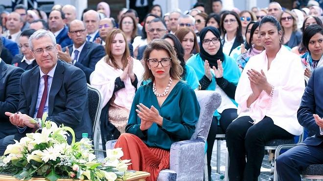 SAR Lalla Meryem préside à Marrakech la cérémonie de célébration de la Journée Internationale de la Femme