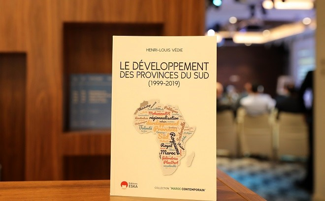 """Présentation du livre """"Le Développement des Provinces du Sud (1999-2019)"""""""