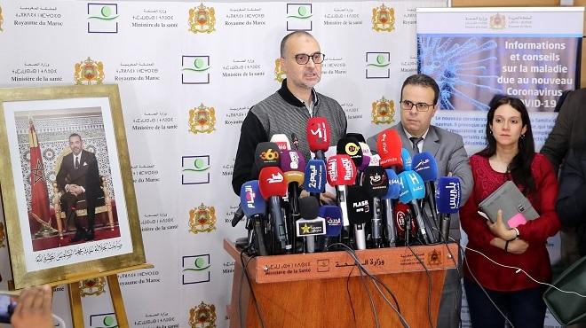Coronavirus : M. El Youbi rassure sur l'état de santé des deux personnes infectées