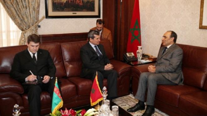 """La proposition d'autonomie présentée par le Maroc est """"la seule solution au conflit sur le Sahara"""""""