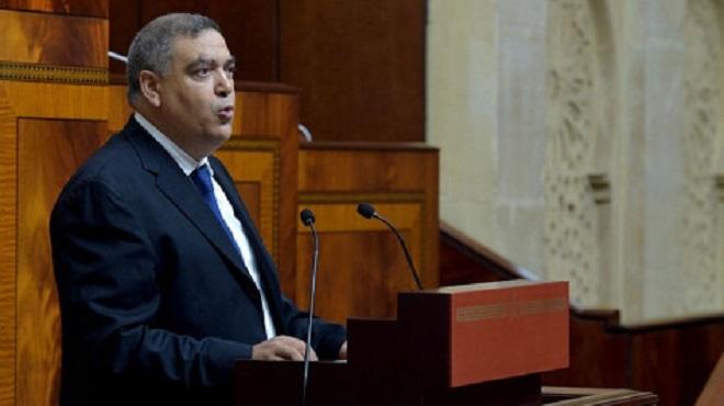 Maroc : Abdelouafi Laftit appelle les Marocains au respect des mesures prises par les autorités