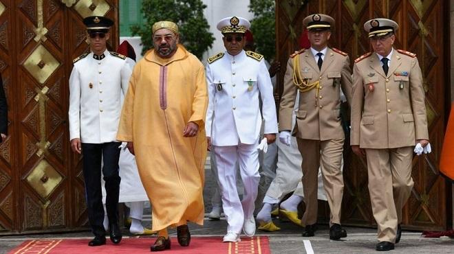 Covid-19/ Maroc : SM le Roi Mohammed VI place la santé du citoyen en tête des priorités
