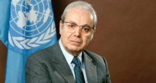 ONU : Javier Perez de Cuellar est décédé à l'âge de 100 ans