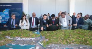 Une délégation du Parlement panafricain visite le complexe portuaire Tanger-Med