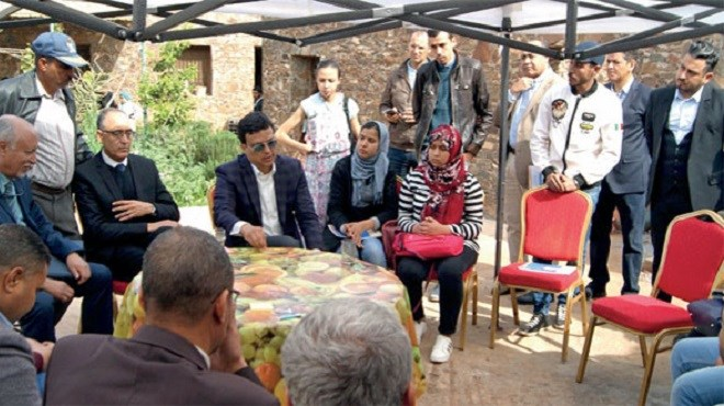 Province de Rehamna : Le «Territorial Innovation Lab» lancé