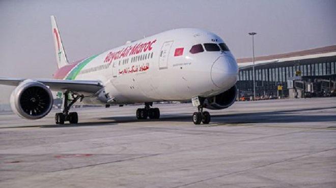 COVID-19 : La RAM suspend tous ses vols internationaux