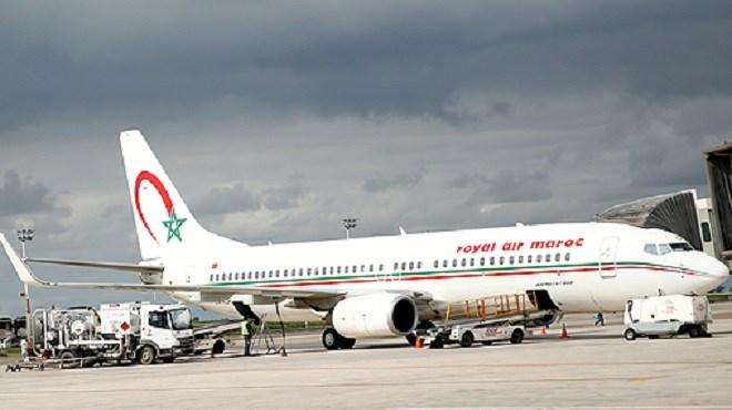 COVID-19 : La RAM suspend ses vols à destination et en provenance d'Algérie