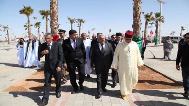 El Ktiri : La dynamique diplomatique dans les provinces du Sud consacre la marocanité du Sahara