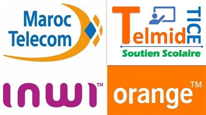 TelmidTice/ Opérateurs Télécoms : Les formations en ligne et à distance