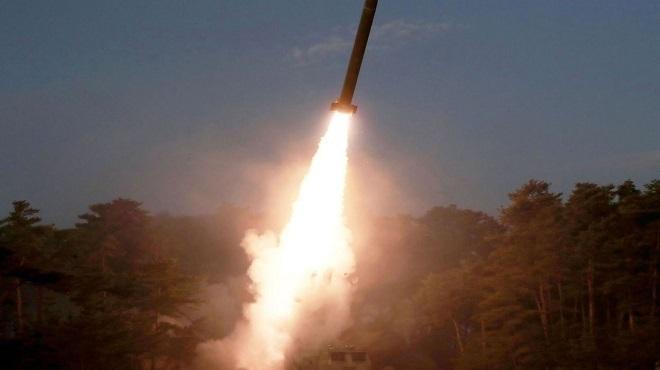 Covid-19 : La Corée du Nord lance deux missiles balistiques à courte portée