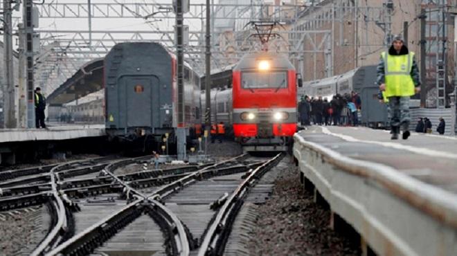 COVID-19 : La Russie suspend ses liaisons ferroviaires avec l'Ukraine, la Moldavie et la Lettonie