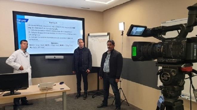 Covid-19/ Maroc-Enseignement à distance : Poursuite des cours à l'AREF