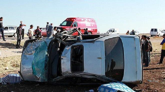 Accidents de la circulation : 12 morts et 386 blessés en périmètre urbain, la semaine dernière