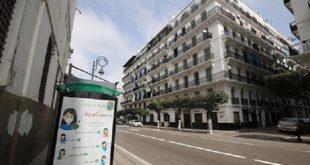 Covid-19/ Algérie : Le confinement partiel élargi à tout le pays