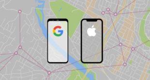 Apple et Google lancent un outil de traçage COVID-19 commun pour iOS et Android
