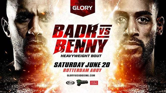 "Badr HARI vs Benjamin ADEGBUYI : ""GLORY 78"" annulé à cause du Covid-19"