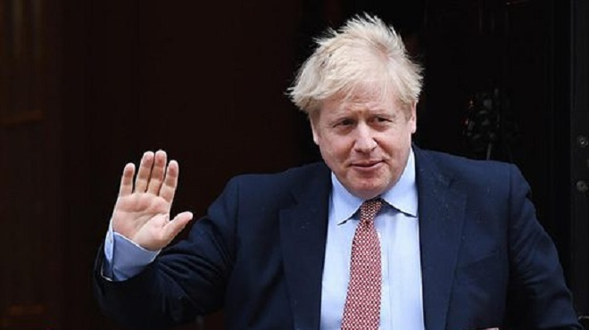 Londres : Boris Johnson quitte l'hôpital après sa guérison de Coronavirus