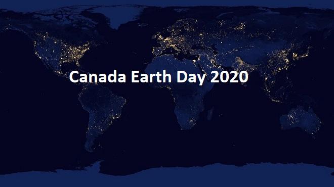 CANADA | 50ème anniversaire du Jour de la Terre (22 avril)