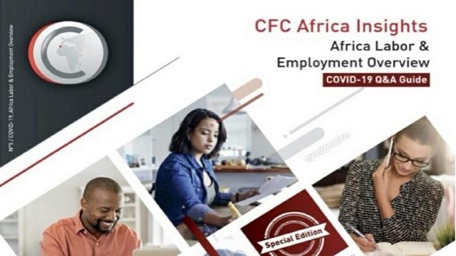 CFC   Publication d'un guide pratique COVID-19