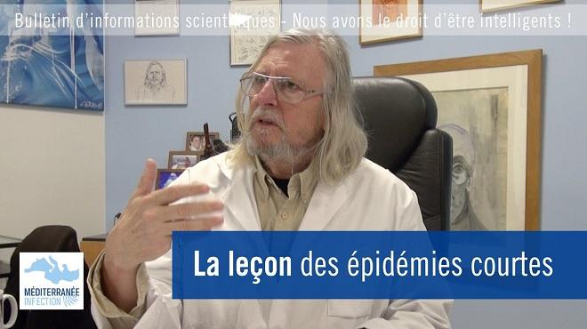 Coronavirus   Bientôt la fin de l'épidémie ? (Vidéo)